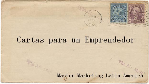 Cartas para un emprendedor 3