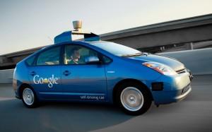 El auto de Google que se maneja solo