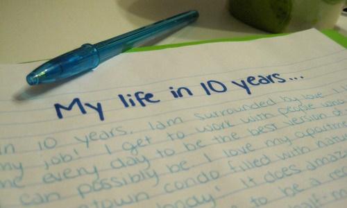 Cómo definir tus objetivos personales