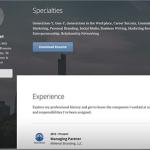 Construye un sitio web para tu marca personal en segundos con Branded.me