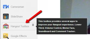 Google Hangout 10