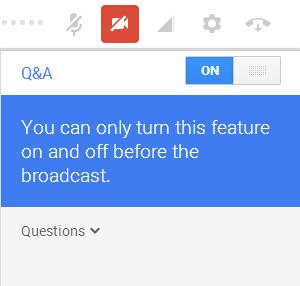 Google Hangout 12