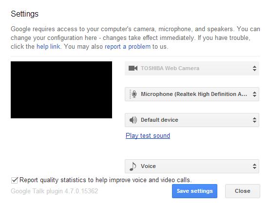 Google Hangout 14