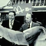 Breve historia de la marca McDonald's