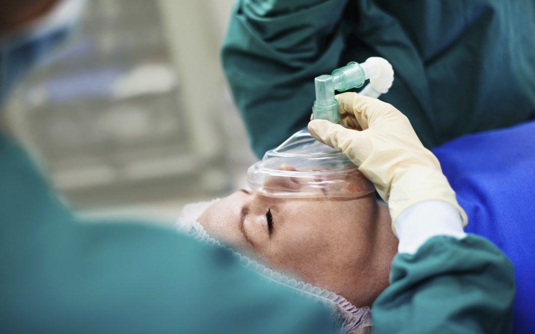 Profesión N°1: Anestesistas