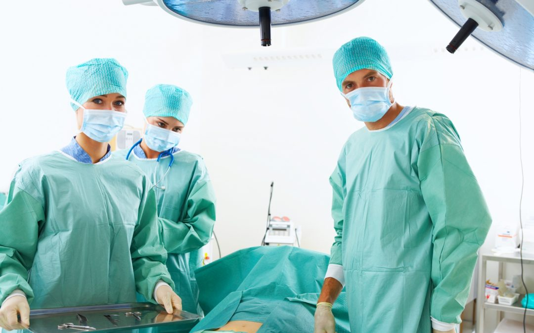 Profesión N° 2: Cirujanos